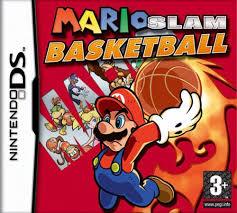mario slam basketball ds