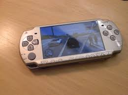psp silver ice