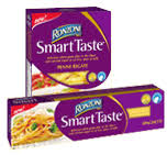ronzoni smart taste