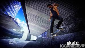 ea skate xbox