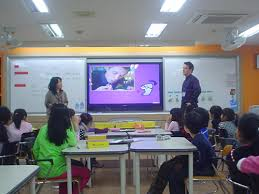 teaching korea