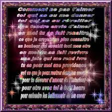 des poeme d amour