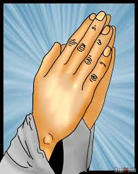 praying hands drawings
