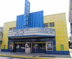 picture of a movie theater