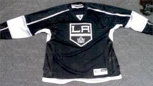 new la kings jersey