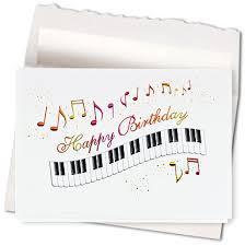 musical happy birthday