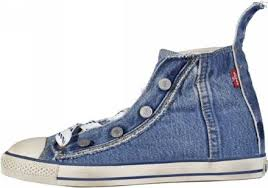 levis shoes horse