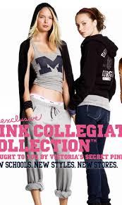 pink collegiate