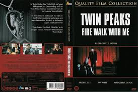 fire walk with me dvd