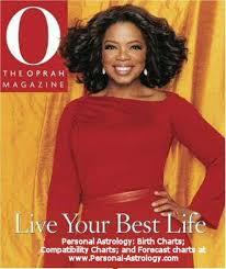 oprah winfrey o magazine