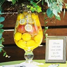 fruit centerpiece ideas