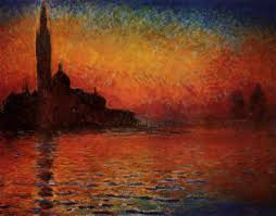 monet twilight