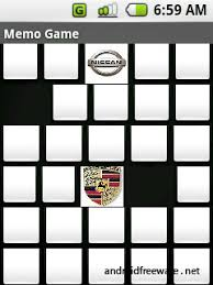 memo game