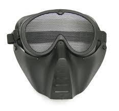 mascara protectora