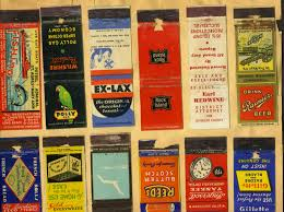 match book covers