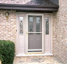 front doors with sidelights