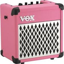 pink amplifier