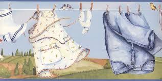 laundry border