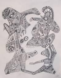 skeletons art