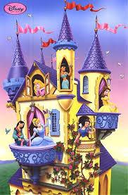 disney princess poster