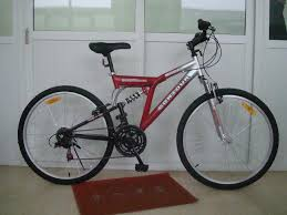 shimano mountain bicycle