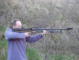 100 cal gun