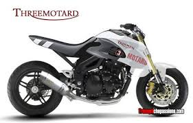 custom motard