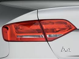 audi a4 tail light