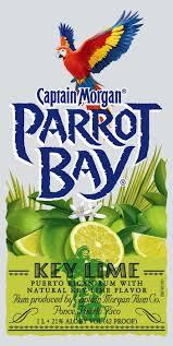 parrot bay drinks