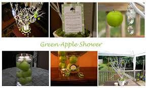 green apple decor