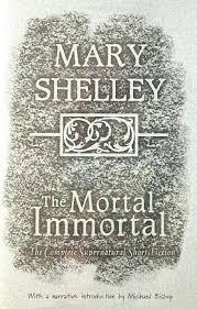 mary shelley book