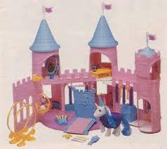 my little ponies castle