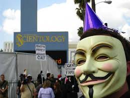 anonymous scientology