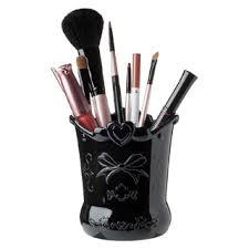 cosmetic brush holders