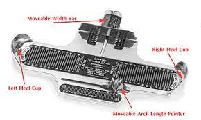 foot measurement device