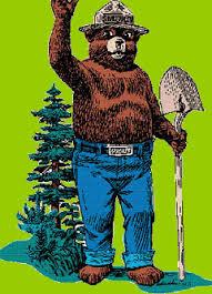 smoky bear