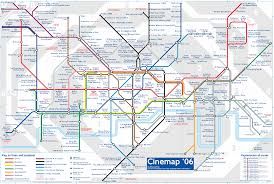 london underground overground map