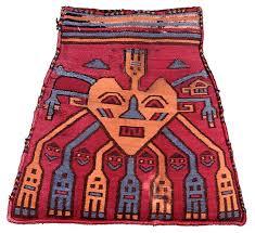 pre columbian textiles