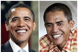 barack obama impersonations