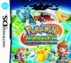pokemon jeux ds