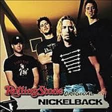 nickelback acoustic