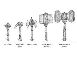 battle hammers