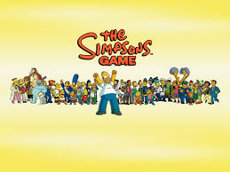 los simpsons the game