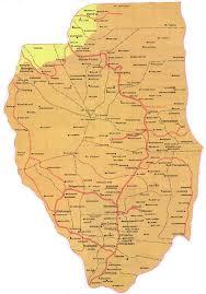 map of bukidnon