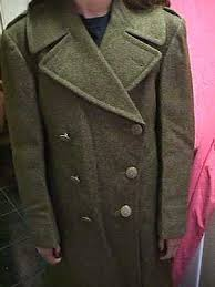army overcoats