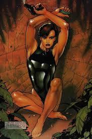 black widow spider man