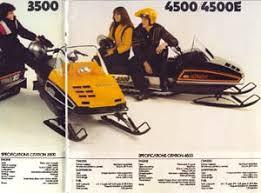 1982 ski doo citation