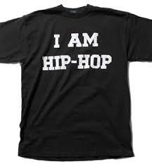 i am hip hop tshirt