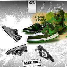 customized kicks