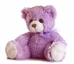 purple stuffed animal